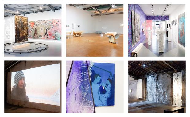 Les expositions du mois de juillet en images
