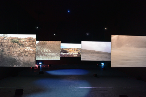 Chantal akerman now 2015 at ambika p3 photo michael maziere medium