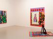 Ida ekblad galerie max hetzler paris exposition 1 grid