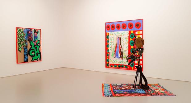 Ida ekblad galerie max hetzler paris exposition 1 medium