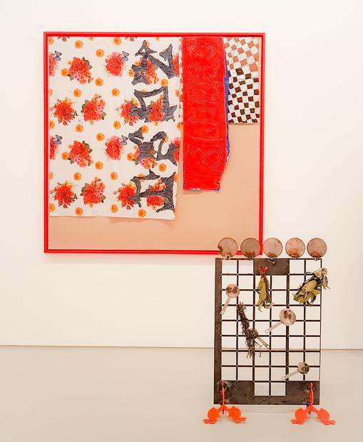 Ida ekblad galerie max hetzler paris exposition 4 medium