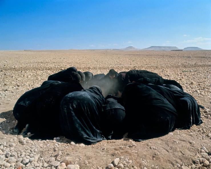 Shirin Neshat, Passage Series, 2001