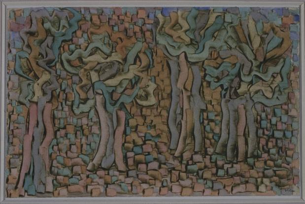 Klee arbres medium