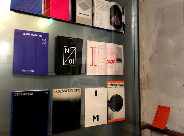 Slash Magazine—Collection du Musée des Arts Décoratifs