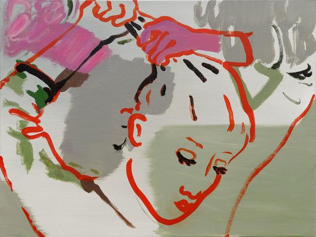 Francoise petrovitch semiose galerie paris 133 medium