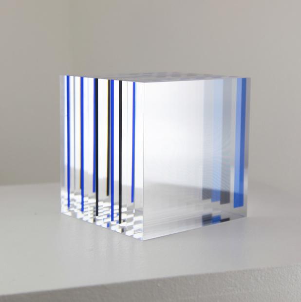 Galerie oniris hors les murs soon paris salon de loeuvre originale numerotee vacossin cumbleu 2015 medium