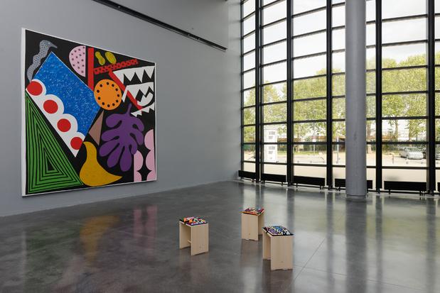 Karina Bisch—Centre d'art de l'Onde, Vélizy