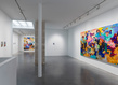 Miryam haddad exhibition view0 galerieartconcept tableau 1 grid