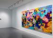 Miryam haddad exhibition view1 galerieartconcept tableau 1 grid