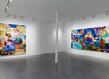 Miryam haddad exhibition view8 galerieartconcept tableau 1 grid