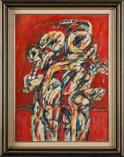 Latiff mohidin two standing figures %201968 centre pompidou 2019 medium