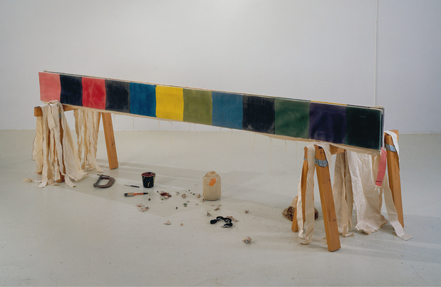 Jim dine sawhorse piece%20 1968 69 centre pompidou 2019 medium