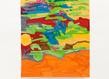 Etel adnan galerie lelong peinture 2 grid