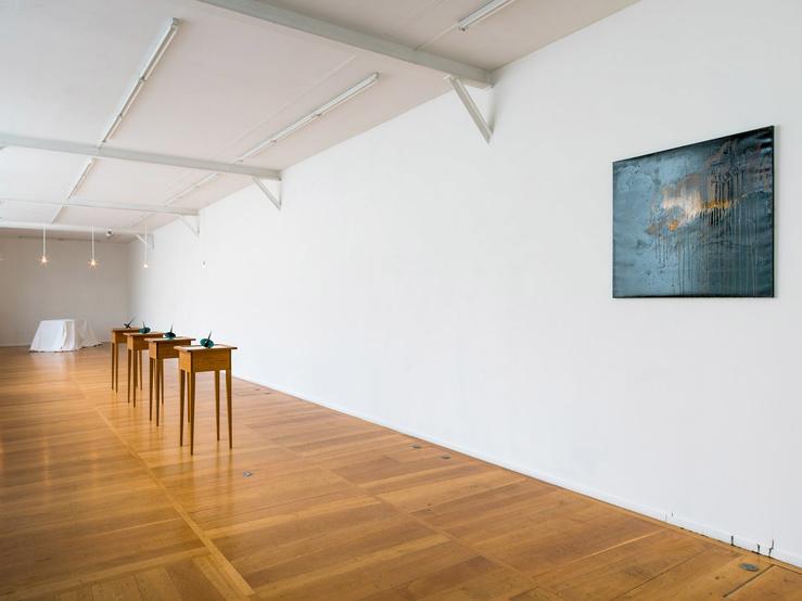 Dominique Blais, «La Fin du contretemps», Galerie Xippas, Paris, 2018