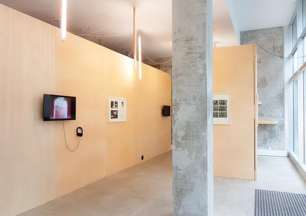 Gianni Pettena—Galerie Salle principale
