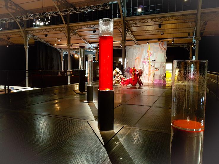 100% Beaux-Arts, vue de l'exposition à la Villette, 2018