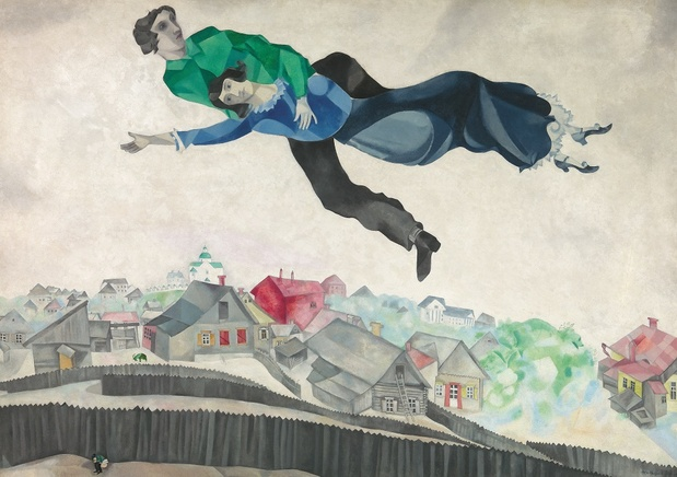 Chagall lissitzky malevitch pompidou centre exposition paris 1 1 medium