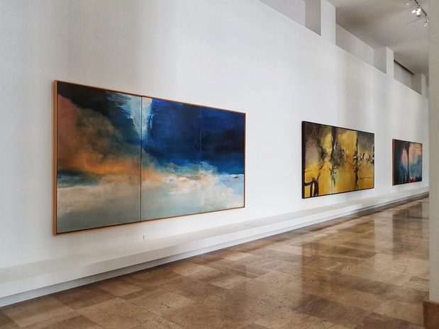 Zao wou ki musee art moderne exposition paris mnam 15 1 medium