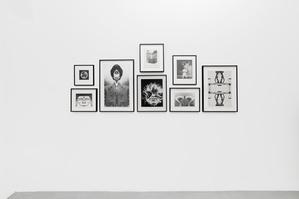 Vue de l'exposition, Roman Cieslewicz, Visualiste, Semiose Paris, 2018