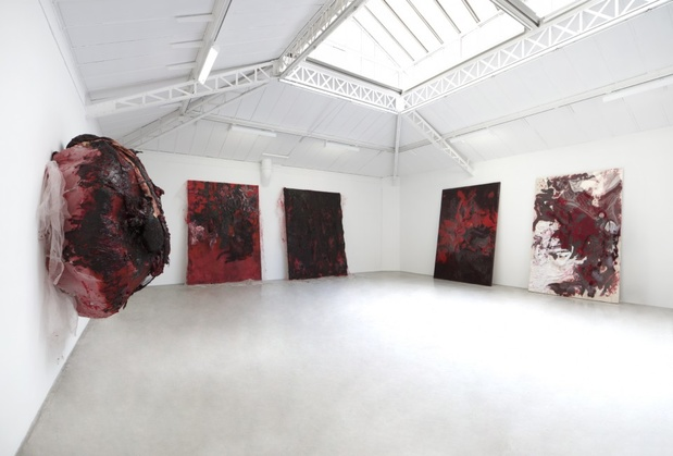 Anish kapoor kamel mennour exposition critique 13 1 medium