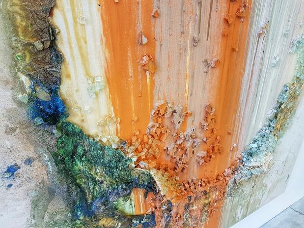 John M Armleder—Galerie Almine Rech