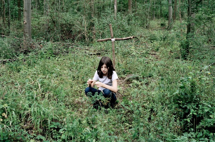 Eric Pougeau, Marion, photographie, 54 x 41 cm, édition 1/3