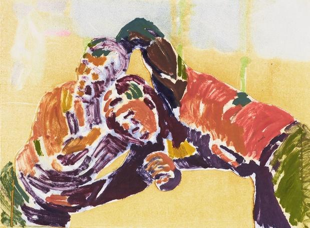 Claire tabouret exposition galerie almine rech 15 1 medium