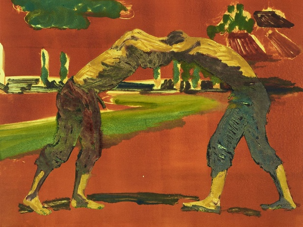 Claire tabouret exposition galerie almine rech 13 1 medium