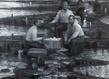 Peter martensen stjernenat peinture art contemporain huile sur toile maria lund 1 grid