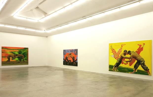 Claire tabouret exposition galerie almine rech 17 1 medium