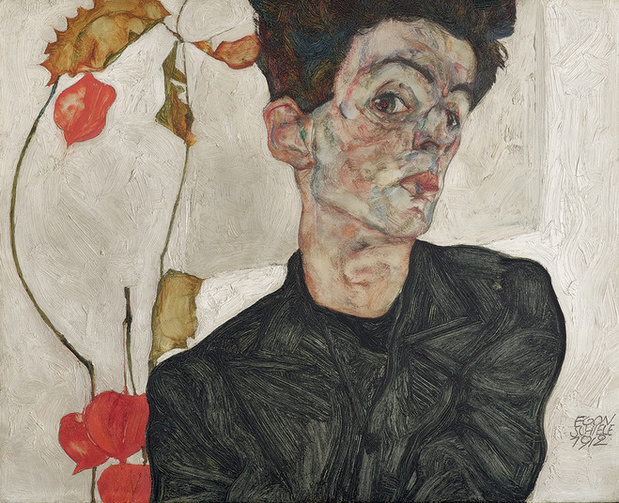 Egon schiele fondation vuitton exposition paris 2018 rentree 2 large 1 medium