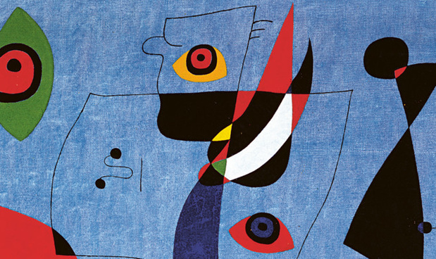 Miro grand palais exposition 2018 1 large 1 medium