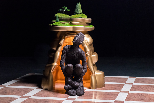 Ermitologie et les songes d antoine cledat petitpierre la villette paris theatre 3 medium