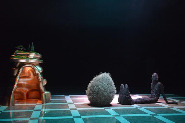 Ermitologie et les songes d antoine cledat petitpierre la villette paris theatre 4 medium