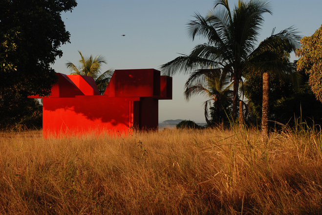 Jean-Pascal Flavien, viewer, 2007 — Maricá, Rio de Janeiro
