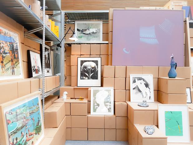 Galeristes salon paris 2018 carreau du temple 12 1 medium