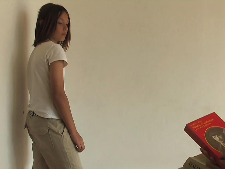 Florence Lazar, Confessions d'un jeune militant, 2008
