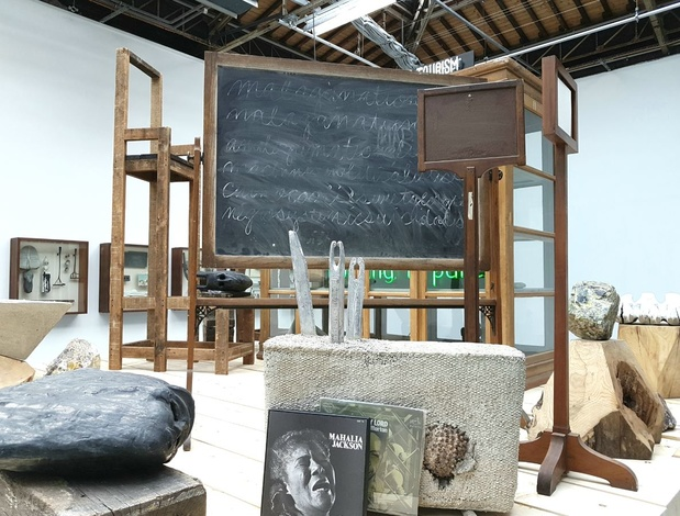 Theaster gates palais de tokyo exposition paris critique 3 1 medium
