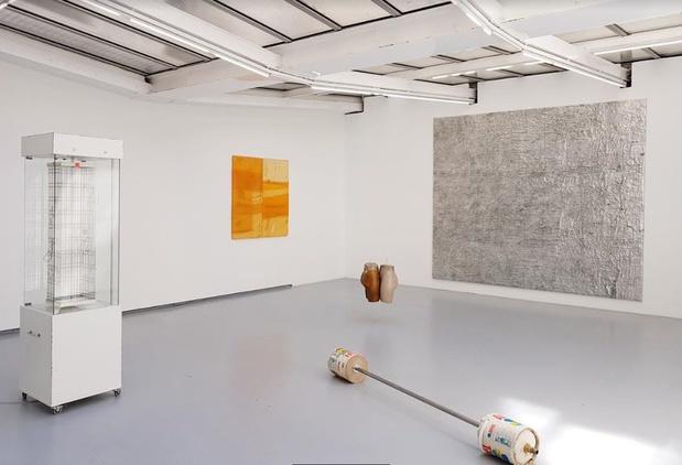 Galerie chez valentin eric baudart paris exposition critique 13 1 medium