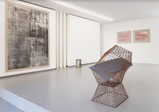 Galerie chez valentin eric baudart paris exposition critique 14 1 medium