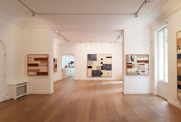 Samuel Levi Jones—Galerie Lelong & Co