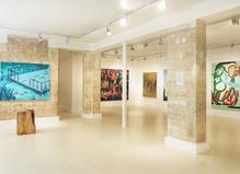 Paris Peinture Plus—Galerie MR 14