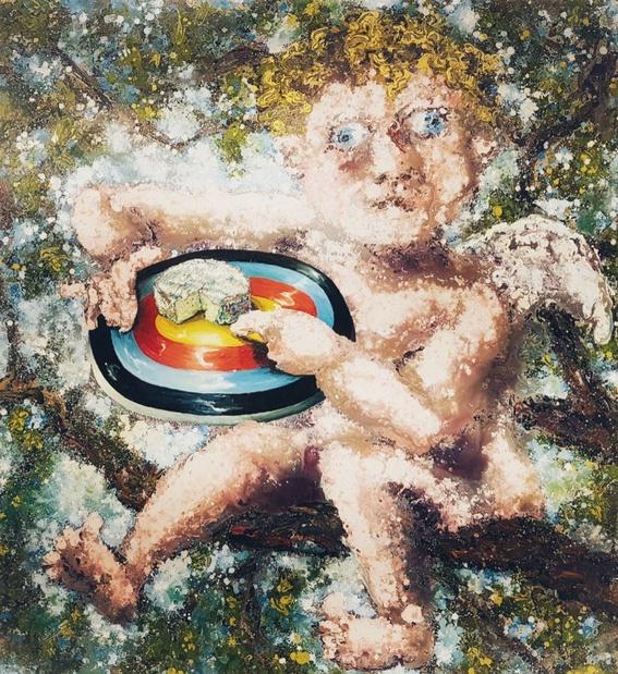 Eric dizambourg peinture paris peinture plus 1 medium