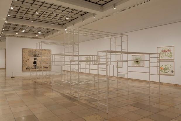 Ellen gallagher exposition artiste paris 13 1 medium