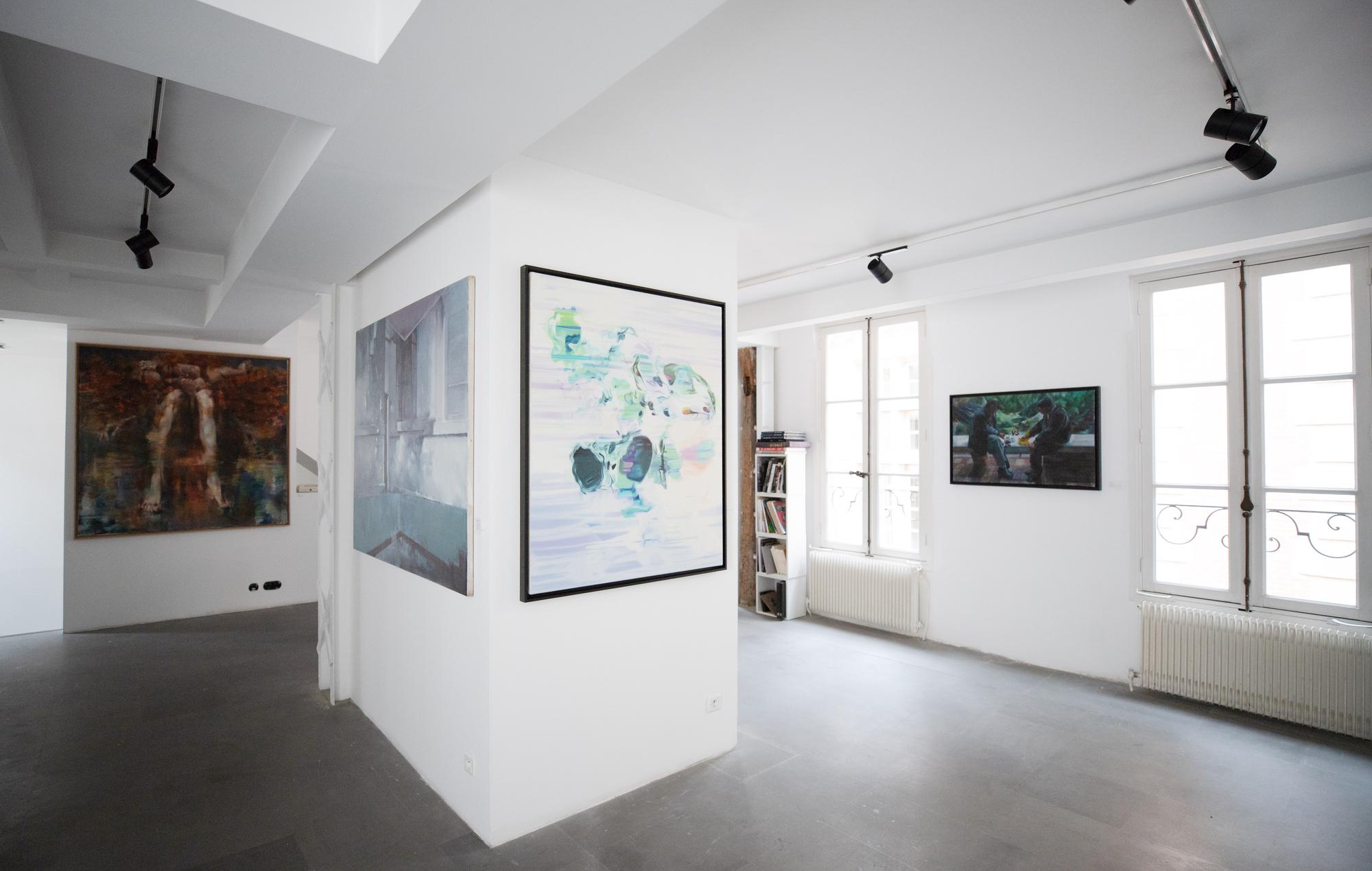 A2z art gallery exposition paris art contemporain 12 1 original