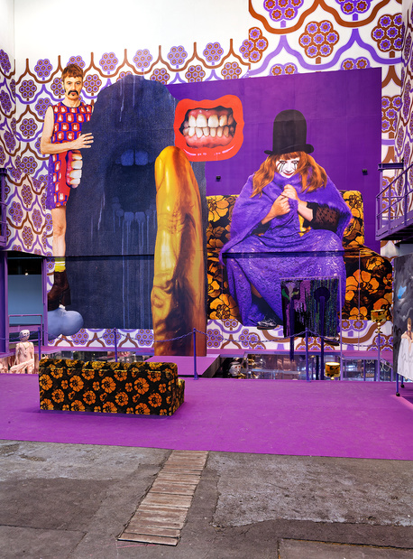 Ashley hans scheirl jakob lena knebl biennale de lyon 2019 6 medium