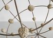 Mona hatoum orbital sculpture chantal crousel 6 grid