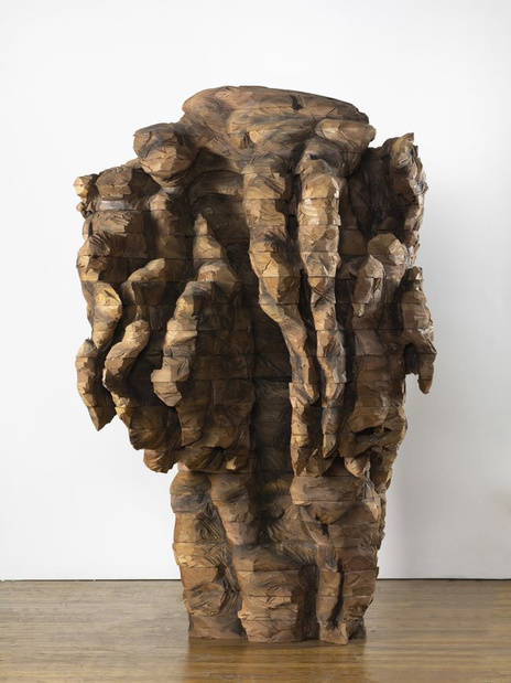 Kiki s hair ursula von rydingsvard slash paris 1 medium