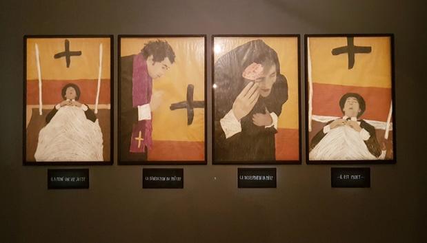 Christian boltanski centre pompidou exposition paris critique beaubourg 12 1 medium