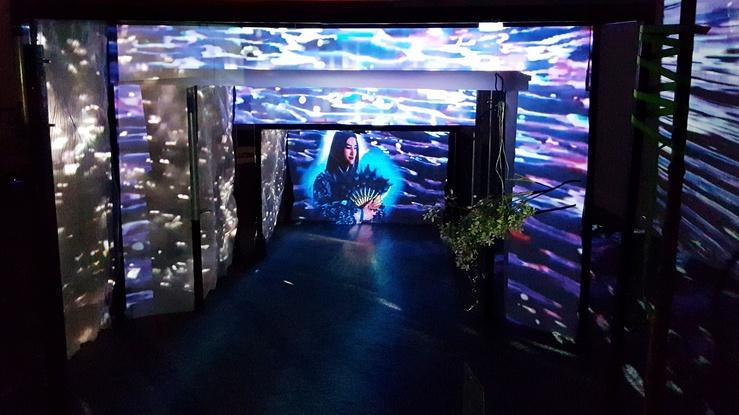 Jay Tan, Spaghetti Junction, Vue de l'exposition, Centre d'art contemporain Chanot, Clamart